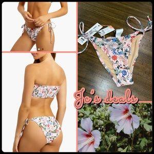 🔥 MinkPink aloha tie bikini bottoms 🔥